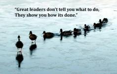 ciri pemimpin